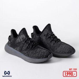 WARRIX รองเท้า Street Series 2 สีดำ WF-1102-AA