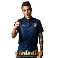 WARRIX REPLICA เสื้อทีมชาติไทย ปี 2020 สีน้ำเงิน WA-20FT52M-DD