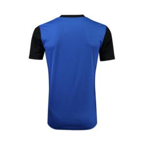 เสื้อฟุตบอล Warrix รุ่น Tripple-X สีน้ำเงิน-ดำ WA-1551-BA