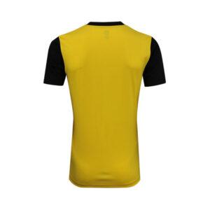 เสื้อฟุตบอล Warrix รุ่น Tripple-X สีเหลือง-ดำ WA-1551-YA