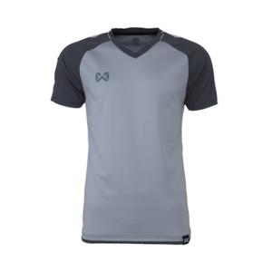 เสื้อฟุตบอล Warrix รุ่น Amando สีเทา WA-1556-EE