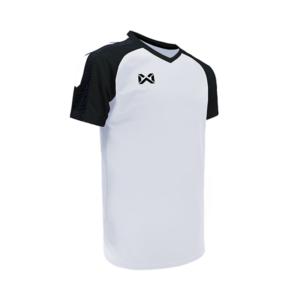 เสื้อฟุตบอล Warrix รุ่น Amando สีขาว WA-1556-WD