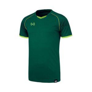 WARRIX เสื้อฟุตบอล รุ่น LONZO สีเขียว WA-1558-GG