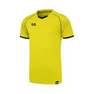 WARRIX เสื้อฟุตบอล รุ่น LONZO สีเหลือง-ดำ WA-1558-YA