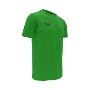 เสื้อฟุตบอลคอกลม Warrix สีเขียว WA-1559-GG
