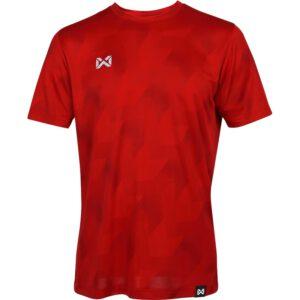 เสื้อกีฬาวอริกซ์ รุ่น PULSE UNITY สีเลือดหมู WA-1570-MM