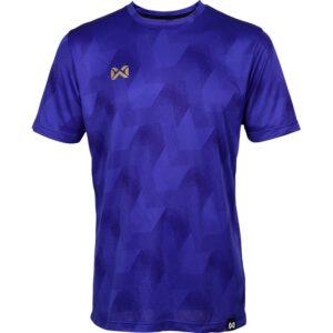 เสื้อกีฬาวอริกซ์ รุ่น PULSE UNITY สีม่วง WA-1570-VV