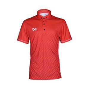 เสื้อแบตมินตันรุ่น BEAT SPRINT สีส้ม WA-1608-OO