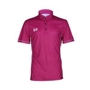 เสื้อแบตมินตันรุ่น BEAT SPRINT สีชมพูเข้ม WA-1608-P2