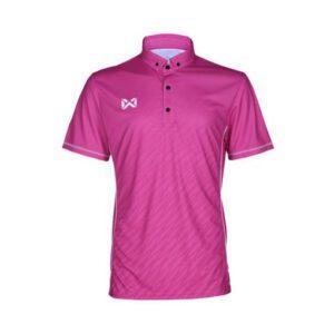 เสื้อแบตมินตันรุ่น BEAT SPRINT สีชมพู WA-1608-PP