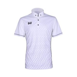 เสื้อแบตมินตันรุ่น BEAT SPRINT สีขาว WA-1608-WW