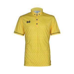 เสื้อแบตมินตันรุ่น BEAT SPRINT สีเหลือง WA-1608-YY