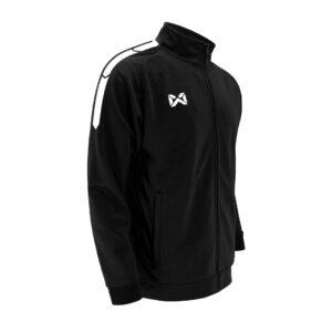 WARRIX เสื้อวอร์ม สีดำ รุ่น WA-1715-AA