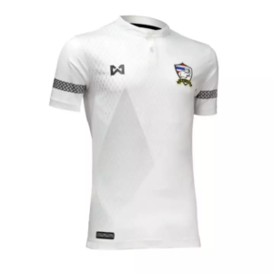 เสื้อแข่งทีมชาติไทย สีขาว Fan Version ปี 2017 WA-17FT52M-WW