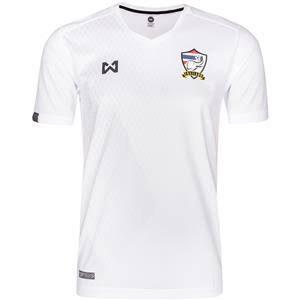 WARRIX เสื้อเชียร์ทีมชาติไทย 2017 สีขาว WA-17FT53M-WW