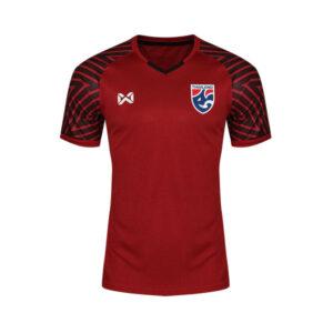 เสื้อเชียร์ทีมชาติไทย ปี 2018 สีแดง-ดำ WA-18FT53M-RA