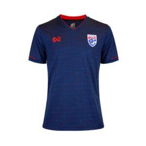 เสื้อทีมชาติไทย ปี 2019 สีกรมท่า WA-19FT52M-DD