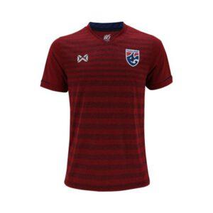 เสื้อทีมชาติไทย ปี 2019 สีแดง WA-19FT52M-RR