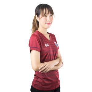 เสื้อทีมชาติไทย 2019 ทรงผู้หญิง Replica Lady WA-19FT52W (มี 3 สี)