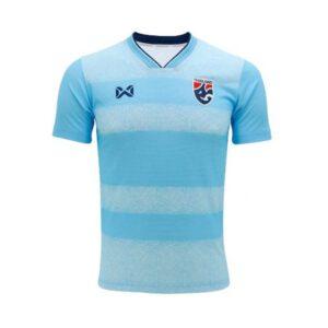 เสื้อเชียร์ทีมชาติไทย ปี 2019 สีฟ้า WA-19FT53M-LD