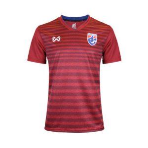 เสื้อเชียร์ทีมชาติไทย ปี 2019 สีแดง WA-19FT53M-RR