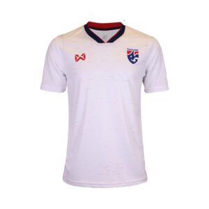 เสื้อเชียร์ทีมชาติไทย ปี 2019 สีขาว WA-19FT53M-WD