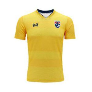 เสื้อเชียร์ทีมชาติไทย ปี 2019 สีเหลือง WA-19FT53M-YD