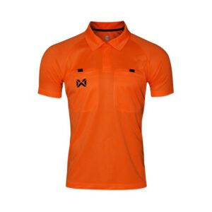 เสื้อโปโล ผู้ตัดสิน รุ่น สีส้ม WA-19FT60M1-OO
