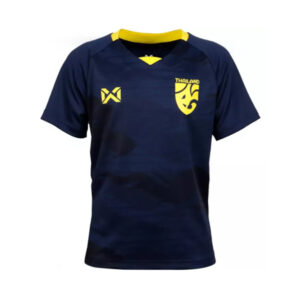 เสื้อเชียร์ทีมชาติไทย 2020 (เด็ก) สีกรมท่า-เหลือง WA-20FT53K-DY