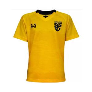 เสื้อเชียร์ทีมชาติไทย 2020 (เด็ก) สีเหลือง WA-20FT53K-YD