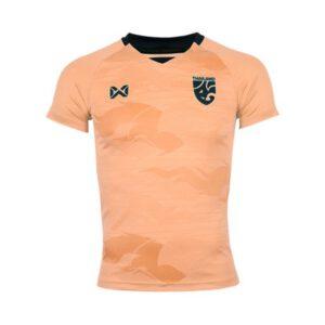 เสื้อเชียร์ทีมชาติไทย 2020 สีชมพู-กรมท่า WA-20FT53M-PD