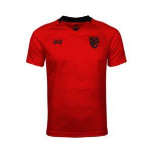 เสื้อเชียร์ทีมชาติไทย 2020 สีแดง-กรมท่า WA-20FT53M-RD