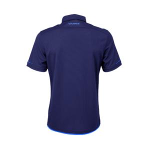 เสื้อโปโลช้างศึก ทีมชาติไทย สีกรมท่า-น้ำเงิน WA-3318NFTM2-DB