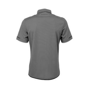เสื้อโปโลช้างศึก ทีมชาติไทย สีเทา WA-3318NFTM2-EE