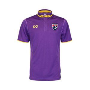 เสื้อโปโลช้างศึก ทีมชาติไทย รุ่น RICADO สีม่วง-ทอง WA-3323FTM2-VN