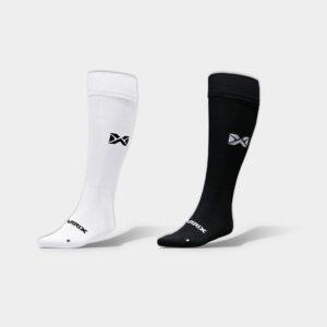 ถุงเท้าฟุตบอลเบสิค รุ่น WC-1524 ( มี 2 สี )