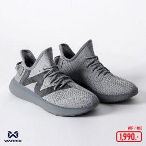 WARRIX รองเท้า Street Series 2 สีเทา WF-1102-EE