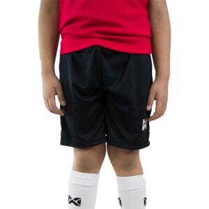 กางเกงฟุตบอลเด็ก (สีดำ) WP-1505K-AA