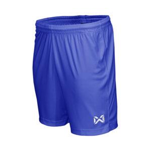 WARRIX กางเกงฟุตบอลเบสิค สีน้ำเงิน WP-1509-BB