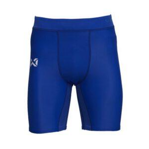 กางเกงรัดกล้ามเนื้อขาสั้น (ผู้ชาย) สีน้ำเงิน WP-18FT01M1-BB