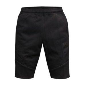 กางเกงลำลองขาสั้น สีดำ WP-18FT64M1-AA