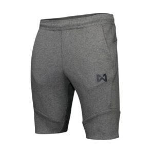 กางเกงลำลองขาสั้น สีเทา-ดำ WP-18FT64M1-EA