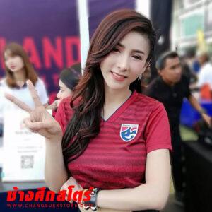 เสื้อเชียร์ทีมชาติไทย 2019 ทรงผู้หญิง WA-19FT53W (มี 3 สี)