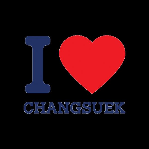 I LOVE CHANGSUEK